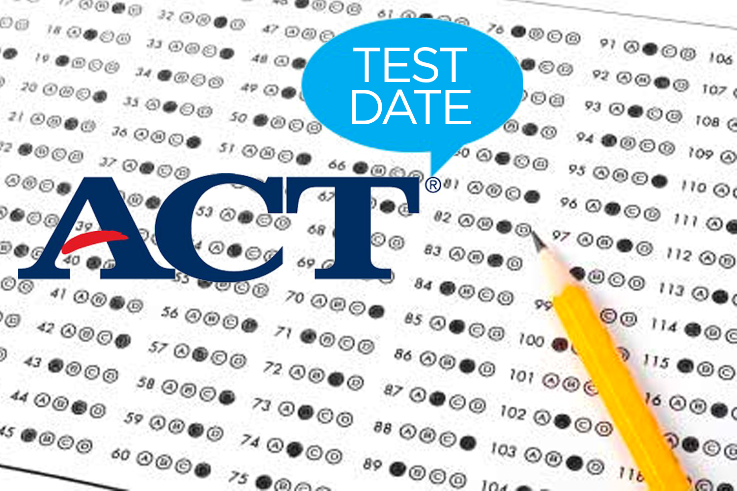 Act Test Date Sep 08